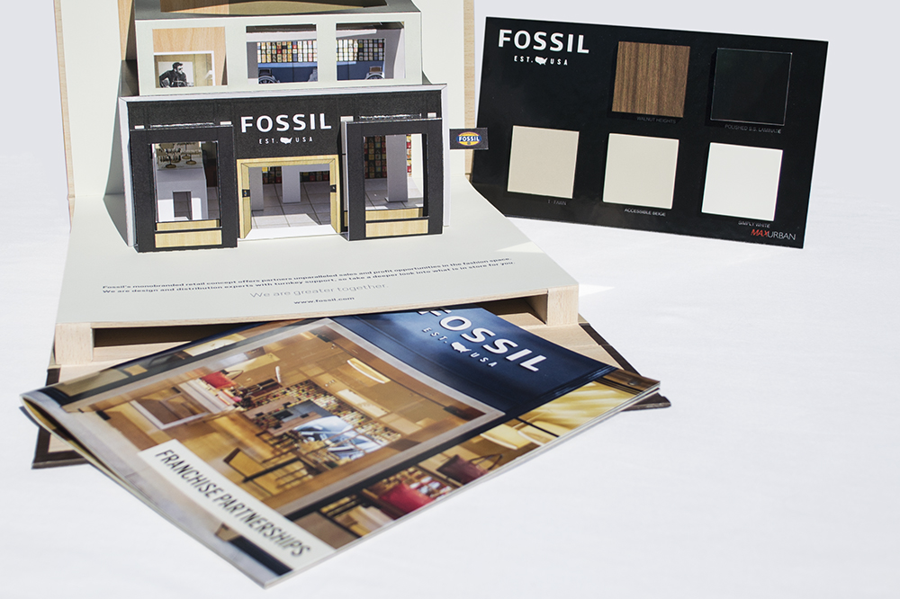 Fossil Franchise Partnership Package